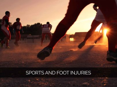 Sports and Foot Injuries